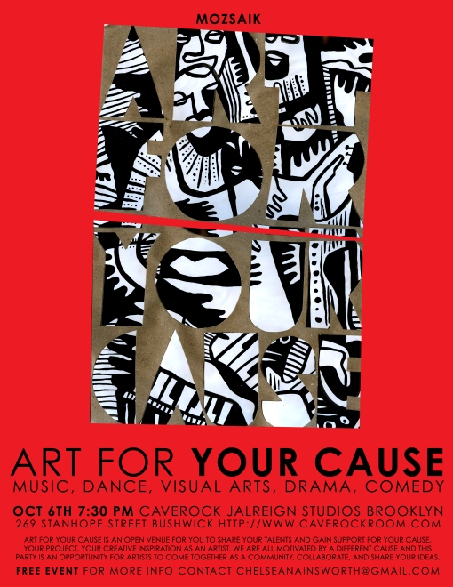 ART FOR YOUR CAUSE
